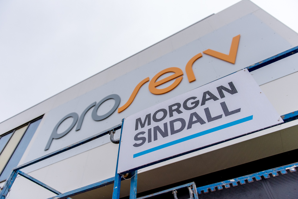 PR Photography Yarmouth for Morgan Sindall